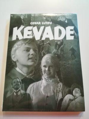 DVD Kevade